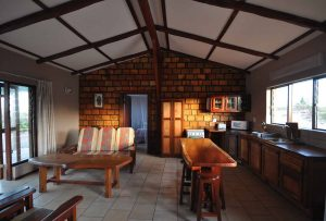 Bayview lodge living room