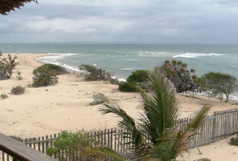 Bayview lodge beach