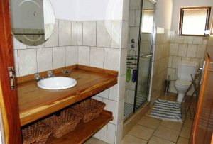 Bayview lodge bathroom