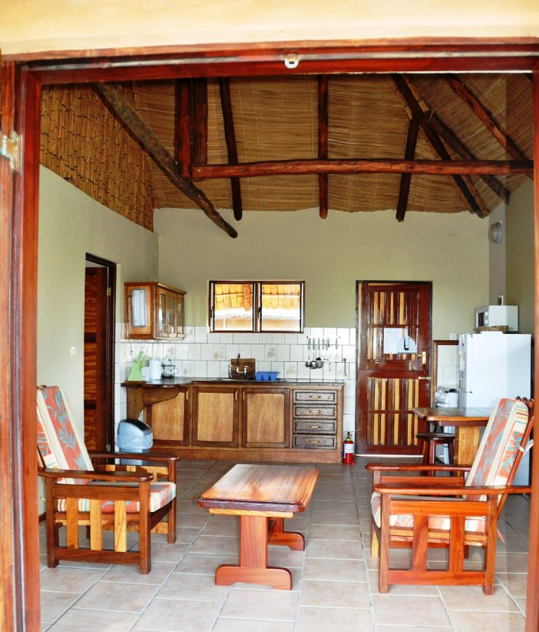 Bayview lodge living area